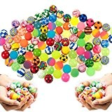 German Trendseller® - 12 x balles rebondissantes?mélange de couleurs?super rebond? jouet á bondir et á sauter? petit cadeau? idée cadeau ...