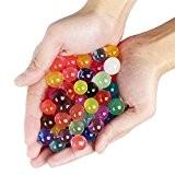 Goodlucky365 6500 Pcs Perles d'Eau Eau Growing Balles Vase Filler 13 Packs, 10g / Pack pour mariage et meubles Décoration
