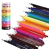 GYOYO 48 Crayons de Couleur, Art crayons, Dessin au crayon coloré Crayons d'Artiste Dessin pour fourniture des écoles des beaux-arts ...