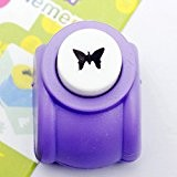 HuaYang Nouveau multi-modèle gaufreur mini poinçon d'artisanat(1Pcs: papillon)