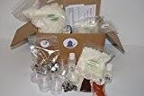 Kit de fabrication de bougies pour débutants complet-Photophore