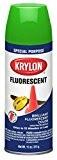 Krylon 310-6 Fluorescent Peinture Aerosol 11 Onces-Vert