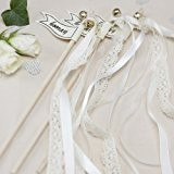 Mariage baguettes Vintage - Confetti Alternative X 10 - Ginger Ray