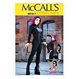 McCalls 7217Patron de Couture Facile Combinaison/body moulant pour femme