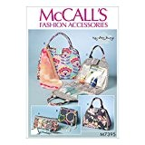 McCalls Accessoires Patron de Couture Facile sacs cosmétiques 7395dans quatre styles