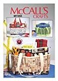 McCalls Craft Patron de Couture Facile 7265projet Sacs Cabas + sans Minerva Crafts Craft Guide