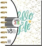 Me and my big Ideas créer 36518mois Planning 7,75x 9.5-inch-hello vie