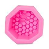 Moule en silicone dans le design de Nid d'Abeilles, convient parfaitement pour la fabrication de la 3D-Savon, Bougie, aussi pour ...