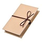 Mudder Album de Photos Album Kraft Paper pour Photo 4 x 6 Pouces Photos pour DIY Scrapbooking Anniversaire de Mariage ...