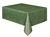 Nappe en plastique Motif herbe vert, 9m x 4,5m