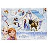 nichoir maison pour oiseaux reine des neiges frozen elsa anna kristoff sven le renne olaf . cadeau de noel loisirs ...