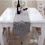OLQMY-Décoration de table,Style européen luxe linge table drapeaux, table, nappes, nappes de table de café européen, Set de table et ...