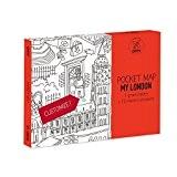"OMY ""Londres poche Carte, papier, multicolore"