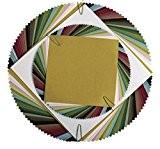 Origami - Loisirs Créatifs - Papier Washi Uni - Mingei Washi - 32 Couleurs Assorties - 2 Formats Assortis : ...