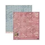 Papier Recto-verso - Winter Wonderland - Magnolia lot de 5