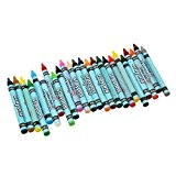 Pastels à l'Huile Set 24pcs Gras Crayon Bâton Peinture Dessin Cadeau Enfant Artiste