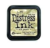 Tim Holtz Distress Ink Pad-Vieux Papier