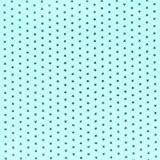 Tissu coton enduit Frou-Frou - Etoiles Mint/Green Turquoise x10cm