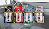 Amazing Value Pack 3x Yankee Candle 3D voiture Ultimate assainisseurs d'air