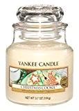 Bougie parfumée Christmas Cookie - parfum Yankee authentique.