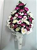 Bouquet de fleurs pour enterrement Fleurs deuil décès