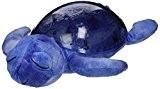 Cloud B 7423 PR Veilleuse Tranquil Turtle - Ocean - Bleu Marine