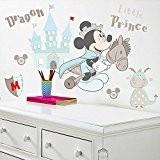 Disney Mickey Mouse Dragon Sticker mural