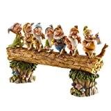 Disney Traditions 4005434 Figurine les 7 Nains de Retour Résine 20 cm