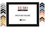 EUROLine50 cadre photo sur mesure pour des photos 50 cm x 50 cm, couleur: Blanc Matt, fabrication sur mesure du ...