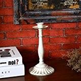 fer d'ameublement de maison pays américain ornements dîner aux chandelles décoratives chandelier,b