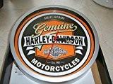 Harley Davidson Horloge murale Logo Emblème Bar & Shield 883