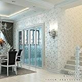 KHSKX Papier peint non-tissé, papier peint moderne et simple, nid salon fond papier de l'oiseau peint 1000 * 53 (cm)