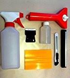 Kit de pose film pour vitre, film solaire, film vitrage, film fenetre