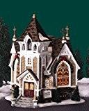 Little rivière église–Lemax Christmas Collection