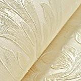 Papier peint tissus non-tissé Continental anaglyphe stéréo Chambre Salon papier peint papier peint fond 0.53m*10M,M Blanc
