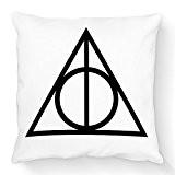 PTP - Coussin Harry Potter Relique de la Mort (Deathly Hallows)