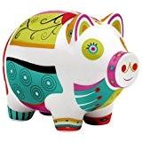 Ritzenhoff Cochon tirelire en porcelaine Mini Piggy Bank, Design 2010, Christiane Beauregard, 1901034