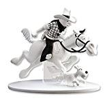 Tintin cow-boy & Milou en Amérique