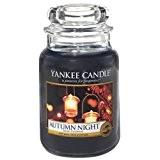 Yankee Candle - Grande Jarre Autumn Night Yankee Candle