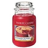Yankee Candle - Grande Jarre Rhubarb Crumble Yankee Candle