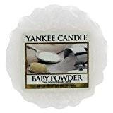 Yankee Candle - Pot-Pourri Parfum Talc pour Peau de Bébé en Tartelette