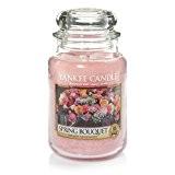 Yankee Candle–Printemps Bouquet Jarre grande (623g)
