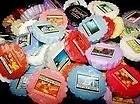 Yankee Candles® - Pack de 10 Bougies Parfumées en Cire sans Mèche - Design Tartelettes
