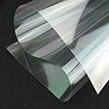yazi Adhésif transparent Reconditionné autocollants en vinyle Papier Contact Housse pour Table de cuisine porte de placard 60x250cm
