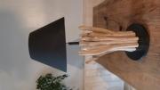 deco design : LAMPE BOIS FLOTTE
