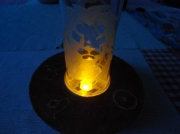 deco design lion horoscope lampe lumiere : Boule Lion