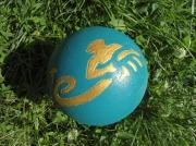 artisanat dart verseau horoscope boule solaire : Boule Verseau