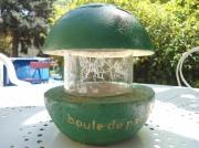 artisanat dart autres boule papillon lampe solaire : Boule de papillon