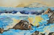 tableau paysages : la vague