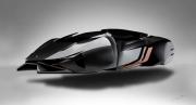 art numerique autres automobile voiture vaisseau concept art : Lamborghini-vaisseau